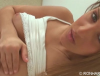Andie at Ron Harris - Beautiful brunettes nipple massage
