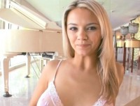 Ashlynn Brooke - Go ahead, give her your best blast!