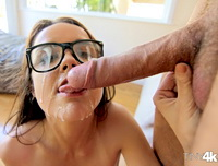 Dillion Harper loves fucking gigantic cocks