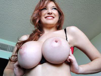 Tessa Fowler - Bra Tryouts Red
