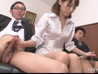 Nonoka Kaede likes to blow it slow and graceful