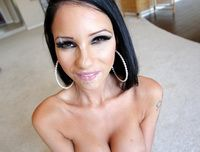 Raven Bay blows and takes load in POV