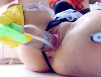 The Life Erotic: Ferggy - Spring Cleaning