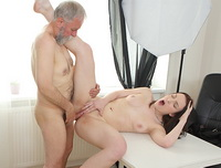 Old Goes Young - She Loves Old Cocks