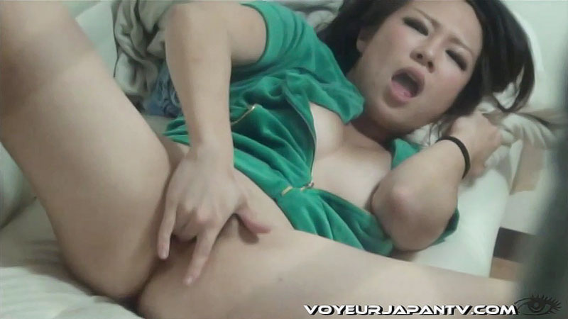 Voyeur Japan TV - Her Self-Serve Honey Pot